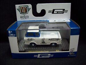 M2 Machines Mr. Gasket 1965 Ford Econoline Truck Limited Edition.