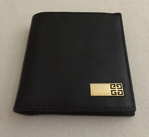 Authentic Givenchy Wallet With Coin Pouch...  Never Used