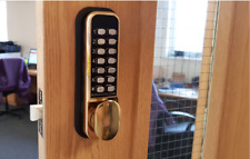 Borg Locks BL2201 EasiCode Pro Polished Brass