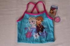 NEW Toddler Girls Tankini Top Swimsuit Size 2T Blue Disney Frozen Princess Elsa