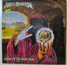 "HALLOWEEN - KEEPER OF THE SEPT KEYS PARTIE 1 - NOISE INT.08-4415 - 12"" LP (Y413)"