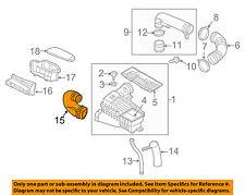 VW VOLKSWAGEN OEM 13-16 Beetle Air Cleaner Intake-Air Duct Tube Hose 5C0129618C