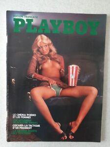 Magazine PLAYBOY FRANCE french novembre 1975