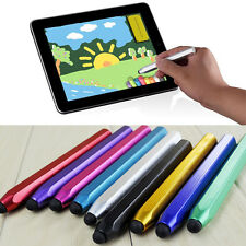 Portable Universal Aluminum Touch Screen Stylus Pen For iPad iPhone 6 Tablet PC