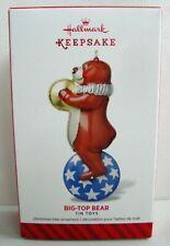 Hallmark Keepsake Ornament 2014 Big-Top Bear 1st in Tin Toys Series