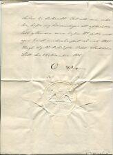 K2013, SWEDEN, ROYAL DOCUMENT SIGNED BY KING OSCAR II IN STH 25/22-1881.