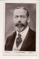 Vintage Postcard King George V of the United Kingdom