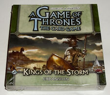 A Game of Thrones: The Card Game – Kings of the Storm - Fantasy Flight Games