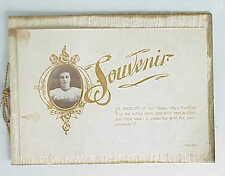 Antique 1901 -02 Seneca County Liberty Township Ohio School Year Book