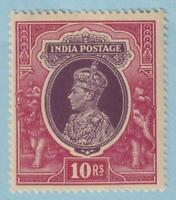 INDIA 165  MINT NEVER HINGED OG ** NO FAULTS EXTRA FINE!