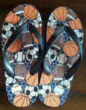 Boys Childrens place sports flip flops. Size 9 1/2. Never worn
