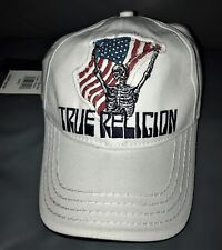 96e8824c9 True Religion White Hats for Men for sale | eBay