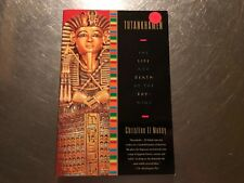 Tutankhamen : The Life and Death of the Boy King by Christine El Mahdy 2001 1174