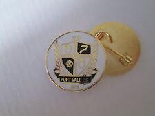 a4 PORT VALE FC club spilla football calcio pins fussball inghilterra england