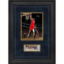 Zion Уильямсон New Orleans Pelicans с автографом билет дебют игра рамка