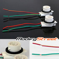 2 x 3156/3456/4156 CONNECTOR/ADAPTER/PIGTAIL WIRING EXTENTION CORNER LIGHT PLUG