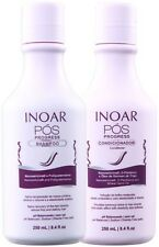 "INOAR BRAZILIAN  KERATIN SHAMPOO + CONDITIONER - INOAR DUO ""HOME CARE KIT"""