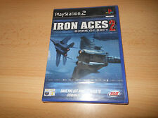 IRON ACES 2 : Birds of Prey (Sony Playstation 2, nouveau scellé