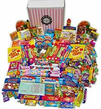 Bumbledukes Over 100 British Retro Sweets,Chocolate,Chews, Sharing Selection Box