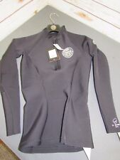 Rip Curl G Bomb 1mm Long Sleeve Jacket Womens Spring Wetsuit (Size-12)