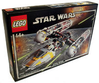 LEGO STAR WARS UCS 10134 Y-WING STARFIGHTER NUOVO NEW