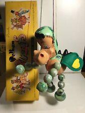 Vintage Pelham Puppets Baby Dragon Within Its Original Box