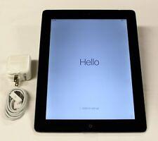 Apple iPad 3rd Gen. 16GB, Wi-Fi + Cellular (AT&T) (A1397), 9.7in - Black