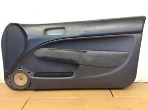 97-98 Civic EX HX 2DR Right Passenger Side Door Panel Lining Dk.Gray Used OEM