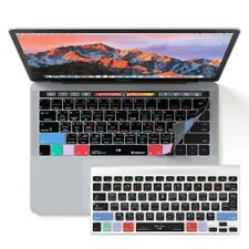 Logic Pro X Keyboard Cover Skin for MacBook Pro and iMac | Editors Keys