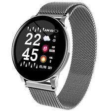 Smart Watch Band Heart Rate Blood Pressure Sport Bracelet Fitness Tracker