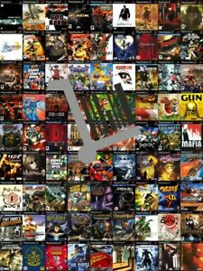 PS2 Games Playstation 2 - Pick Your Games - Multi Buy Discounts - PAL - FREE P&P