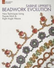 Sabine Lippert's Beadwork Evolution: New Techniques Using Peyote-ExLibrary