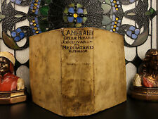 1644 Camerarius on Occult Werewolves Dragons Nero Transvestites Witches Sorcery