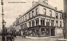 More details for the emporium killarney co kerry ireland irish postcard by anthony of killarney