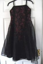 Organza Full Length Maxi Dresses (2-16 Years) for Girls