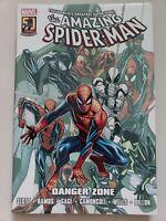 THE AMAZING SPIDER-MAN DANGER ZONE HARDCOVER 2012 MARVEL COMICS NEW UNREAD OOP