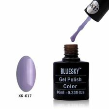 Bluesky UV LED Soak Off Nail Polish XK 17 Lilac Pearl 10ml