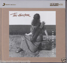 Jennifer Warnes The Hunter Japan Sony 100KHz/24bit K2HD Mastering Audiophile CD