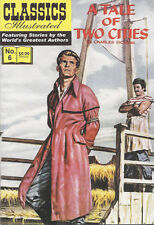 Modern Classics Illustrated Canadian Issue A Tale Of Two Cities