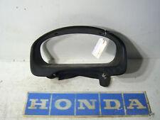 1996 Honda Civic EX gauge cluster instrument panel visor shade visor