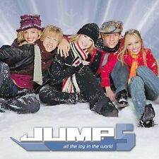 All the Joy in the World by Jump5 (CD, Sep-2003, Sparrow Records)