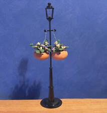 1/12 Dolls House Miniature Light Tall Street Lamp Post Lighting Door lampost LGW