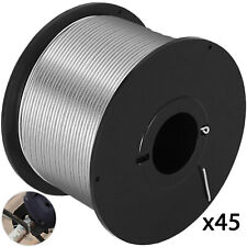 Vevor 08mm Tie Wire 45 Coils Durable Pack Rebar Tier 360ft Hard Wire