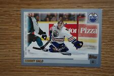 2000-01 Topps #PP3 Tommy Salo Edmonton Oilers Hockey Card