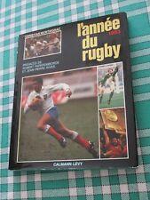 Livre book  L ANNEE DU RUGBY 1983  N° 11  Calmann-levy  AS BEZIERS RRC NICE