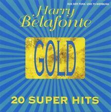 Harry Belafonte Gold-20 super hits (BMG/RCA) [CD]