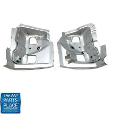 1968-72 A Body New Firewall / Frame Torque Boxes Double Body Mount - Pair