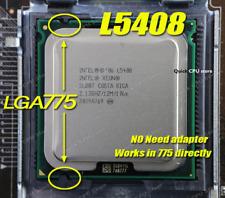"Intel Xeon L5408 2.13GHz/12M/1066 4 Core "" 40W TDP "" 775 CPU (Better than Q9500)"