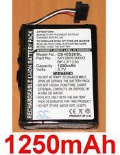 Batterie 1250mAh type 541380530002 BP/LP1230/11/A0001U Pour Navman S20
