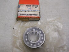 Yamaha NOS DS6, DT1, GT1, MX80, TY80, YR1, YZ50, Bearing, # 93306-20303   d-37